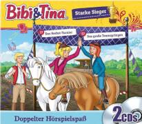 Bibi und Tina: Starke Sieger (CD-Box-Set, 2 Hörspiele)
