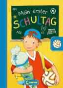 Mein erster Schultag - Fußball , Eintragbücher