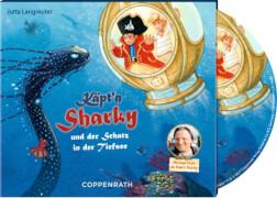 Käpt'n Sharky: Der Schatz in der Tiefsee (CD)