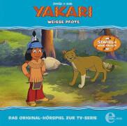 Yakari - Folge 31: Weiße Pfote / ... (CD)