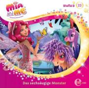 CD Mia and me: Monster