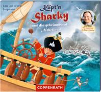 CD Hörspiel: Käpt'n Sharky und die geheimnisvolle Nebelinsel