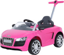 Rollplay Audi push car, pink