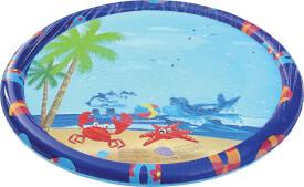 Splash & Fun Wassersprinkler-Matte # 137 cm