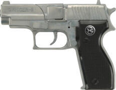 8er Pistole Officer ca. 15,5 cm, Tester