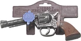 100er Pistole Sheriff ca. 17,5 cm, Tester