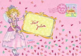 Einladungskarten Prinzessin Lillifee (8 St.)