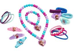 Disney Frozen - Die Eiskönigin Accessoiresset, 18-teilig