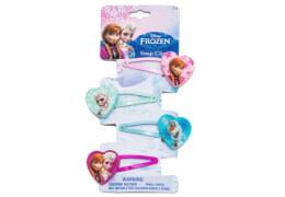 Disney Frozen - Die Eiskönigin Haarklippchen, 4 Motive