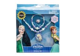 Disney Frozen - Die Eiskönigin Schmuckset Frühling