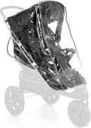Hauck Wetterschutz für Kinderwagen, transparent