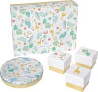 Baby Art My Baby Gift Box Mr & Mrs Clynk: 1x Magic box + 3x kleine Boxen